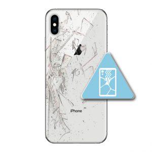 iPhone XS Bak Glass Skifte