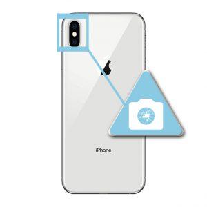 iPhone XS Bak KameraGlass Skifte