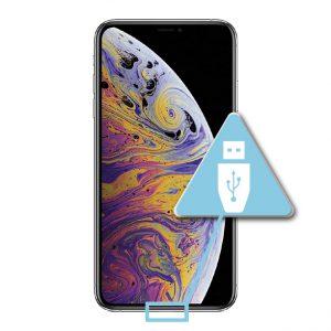 iPhone XS Max Usb Ladeport Reparasjon
