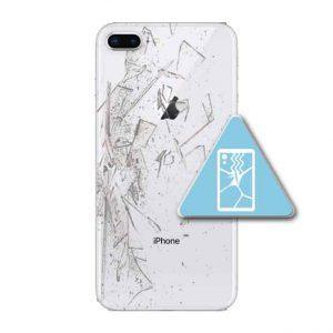 iPhone 8 Plus BakGlass Skifte