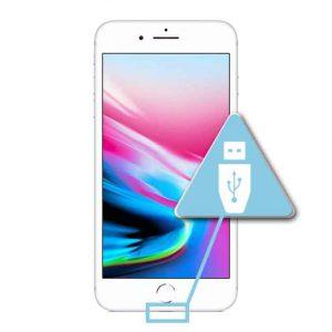 iPhone 8 Plus Usb Ladeport Reparasjon